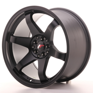 JR3 10x18 5x112/114,3 ET25 MATT BLACK