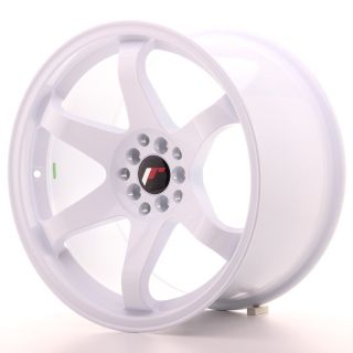 JR3 10x18 5x100/120 ET25 WHITE
