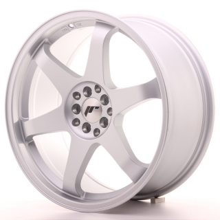 JR3 8,5x19 5x100/120 ET35 MATT SILVER MACHINED
