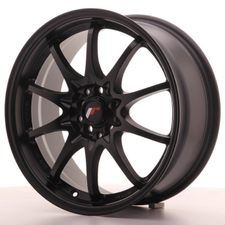 JR5 7,5x17 5x100/114,3 ET35 MATT BLACK