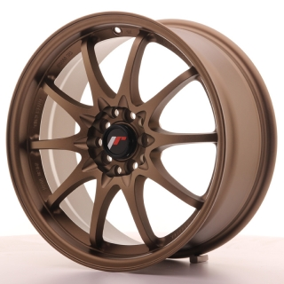 JR5 7,5x17 5x100/114,3 ET35 DARK ANODIZE BRONZE