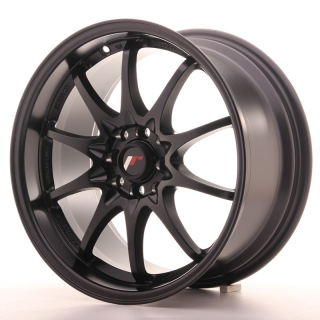 JR5 8,5x17 5x100/114,3 ET35 MATT BLACK