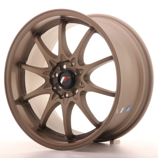 JR5 8,5x17 5x100/114,3 ET35 DARK ANODIZE BRONZE