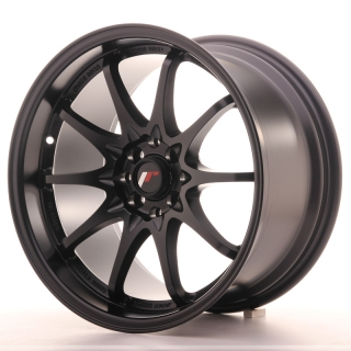 JR5 9,5x17 5x100/114,3 ET25 MATT BLACK