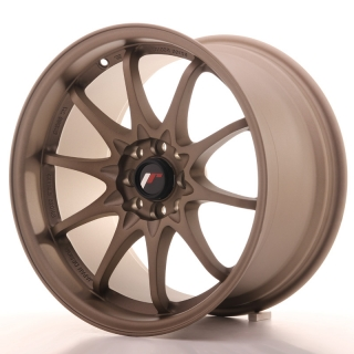 JR5 9,5x17 5x100/114,3 ET25 DARK ANODIZE BRONZE