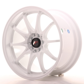 JR5 9,5x17 5x100/114,3 ET25 WHITE