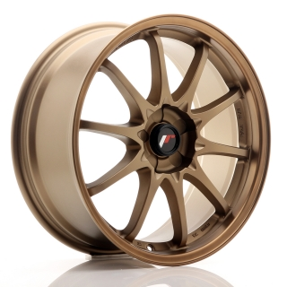 JR5 8x18 5x112 ET35 DARK ANODIZE BRONZE