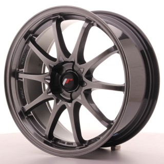 JR5 8x18 5x110 ET35 HYPER BLACK