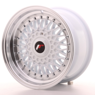 JR9 8x15 4x100/114,3 ET15 WHITE