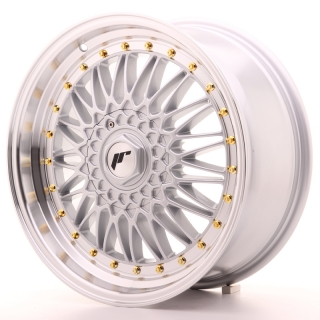 JR9 8x18 5x112/114,3 ET40 SILVER MACHINED