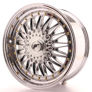 JR9 8x18 5x108 ET35-40 CHROME