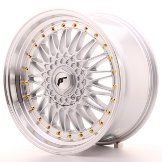 JR9 9x18 5x112/114,3 ET40 SILVER MACHINED