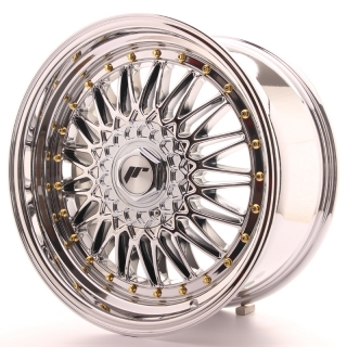 JR9 9x18 5x108 ET40 CHROME