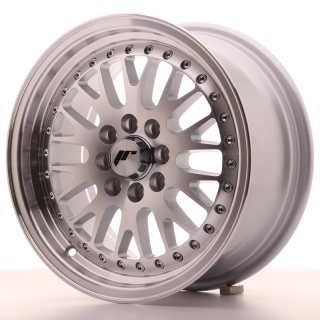JR10 7x15 4x100/108 ET30 SILVER MACHINED