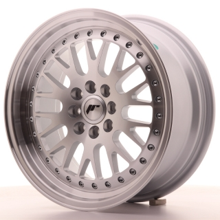 JR10 7x16 4x100/108 ET30 SILVER MACHINED