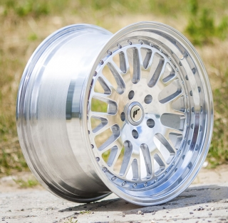 JR10 8,5x18 5x100 ET40 FULL POLISHED