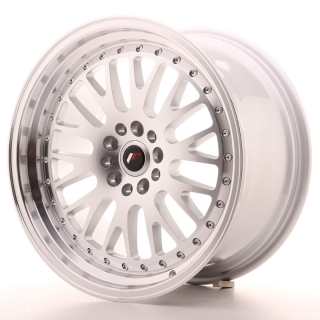 JR10 9,5x18 5x100/112 ET35 SILVER MACHINED