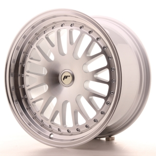 JR10 9,5x18 5x120 ET20-40 SILVER MACHINED