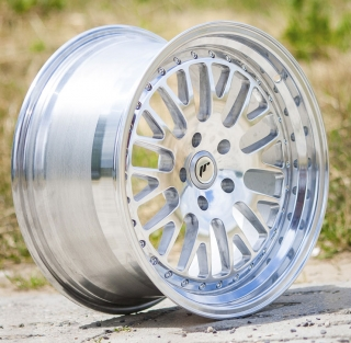 JR10 9,5x18 5x100 ET40 FULL POLISHED