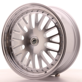 JR10 8,5x19 4x100 ET20-35 SILVER MACHINED