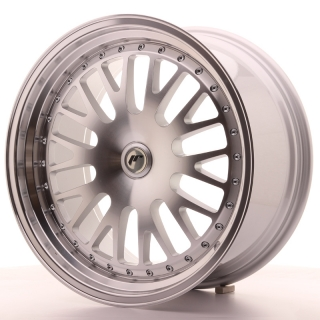 JR10 9,5x19 4x100 ET20-35 SILVER MACHINED