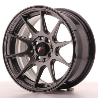JR11 7x15 4x100/108 ET30 DARK HYPER BLACK