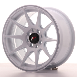 JR11 8x15 4x100/114,3 ET25 WHITE