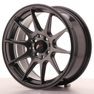 JR11 7x16 4x100/114,3 ET30 DARK HYPER BLACK