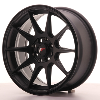 JR117x16 4x100/114,3 ET30 FLAT BLACK