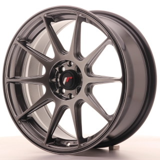 JR11 7,25x17 5x100/108 ET35 HYPER BLACK