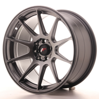 JR11 9x17 4x100/108 ET25 HYPER BLACK