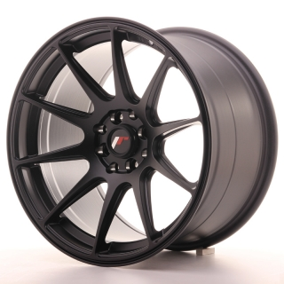 JR11 9,75x17 5x100/114,3 ET30 MATT BLACK