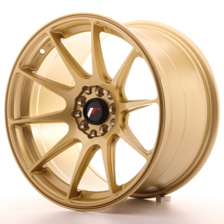 JR11 9,75x17 5x100/114,3 ET30 GOLD