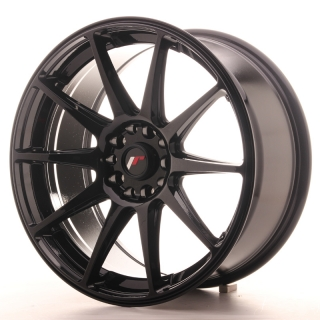 JR11 8,5x18 4x108/114,3 ET30 GLOSS BLACK