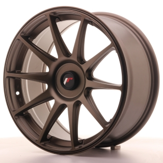JR11 8,5x18 BLANK ET35-40 DARK BRONZE