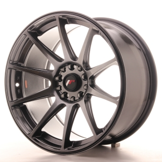 JR11 9,5x18 4x108/114,3 ET30 DARK HYPER BLACK