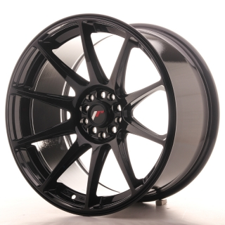 JR11 9,5x18 4x108/114,3 ET30 GLOSS BLACK