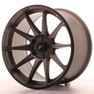 JR11 9,5x18 5H BLANK ET30 DARK BRONZE