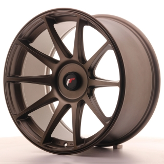 JR11 9,5x18 4x114,3 ET20-30 DARK BRONZE