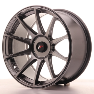 JR11 9,5x18 4x114,3 ET20-30 DARK HYPER BLACK