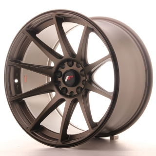 JR11 10,5x18 5x114,3/120 ET0 DARK BRONZE
