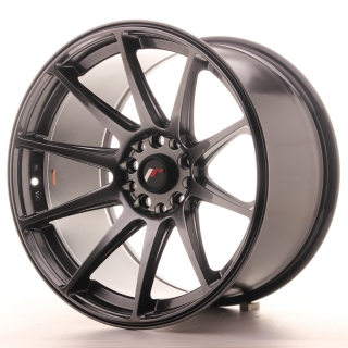 JR11 10,5x18 5x114,3/120 ET0 DARK HYPER BLACK