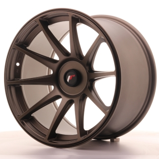 JR11 10,5x18 4x114,3 ET22 DARK BRONZE