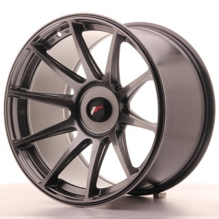 JR11 10,5x18 4x114,3 ET22 DARK HYPER BLACK