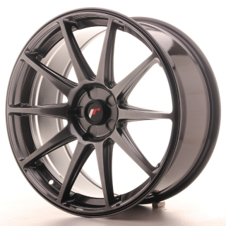 JR11 8,5x19 5H BLANK ET25-40 DARK HYPER BLACK