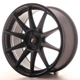 JR11 8,5x19 5H BLANK ET35-40 MATT BLACK