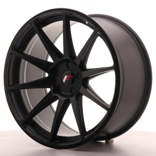 JR11 10x20 5x110 ET20-40 MATT BLACK