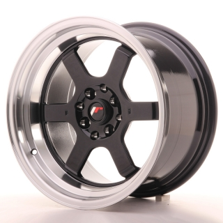 JR12 9x16 4x100/114,3 ET10 GLOSS BLACK