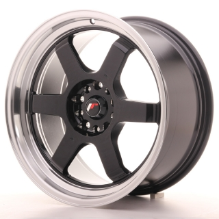 JR12 9x18 5x112/114,3 ET30 GLOSS BLACK
