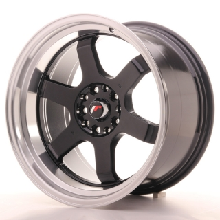 JR12 10x18 5x112/114,3 ET25 GLOSS BLACK